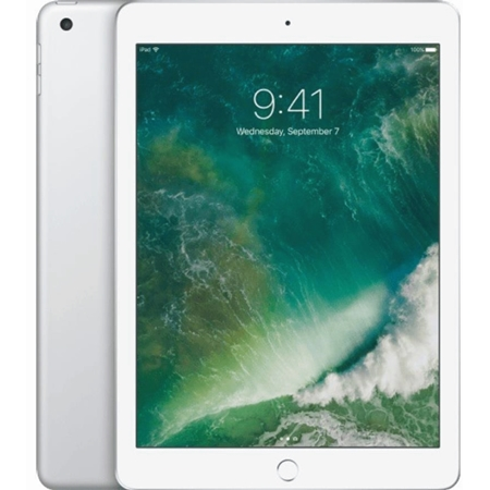 Apple iPad 2018 128GB Wifi Wit/Zilver