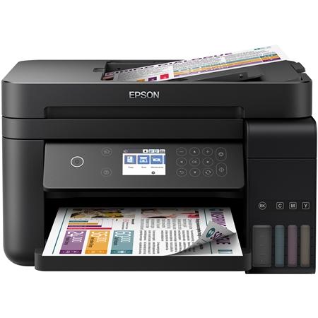 Epson EcoTank ET-3750 Afdrukken zonder inktpatronen