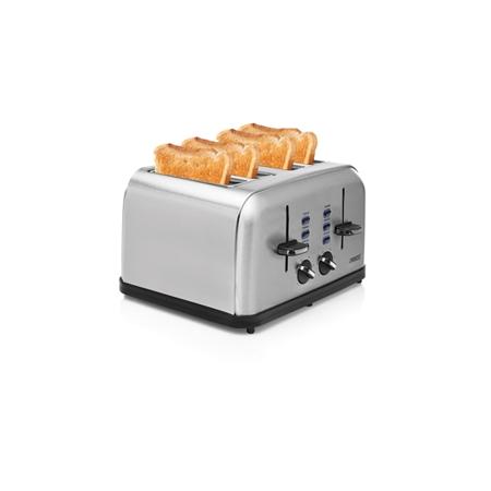 Princess Toaster Steel Style 4 Broodrooster
