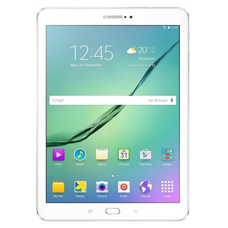 Samsung Galaxy Tab S2 9.7 WiFi wit smartphone