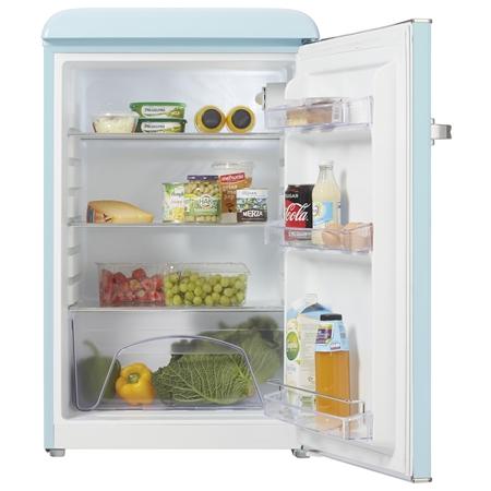 ETNA KKV5055BLA Retro koelkast
