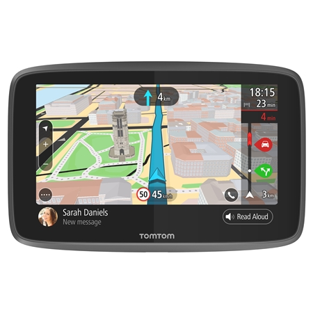TomTom GO 6200 World Navigatiesysteem