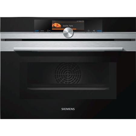 Siemens CM638GRS1 Inbouw Oven met magnetron