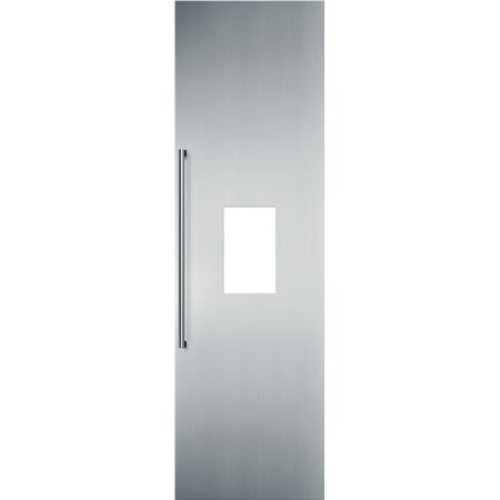 """Siemens FI24Z290 RVS deur 24"""" met uitsparing dispenser voor FI24DP00 / FI24DP30"""