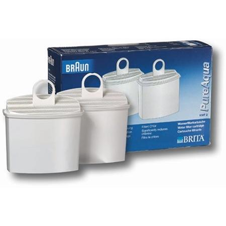 Braun KWF2 AromaSelect PureAqua wit Koffie Accessoire