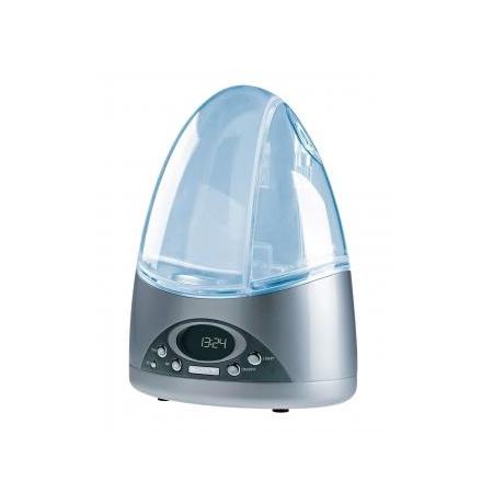 Medisana Luchtbevochtiger Ultrabreeze + voorverwarming en timer wit Luchtbevochtiger