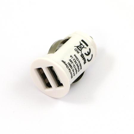 GrabnGo USB autolader 2x USB