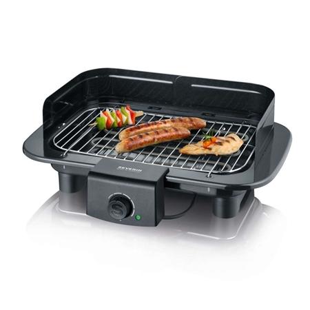 Severin PG 9710 Barbecue Grill