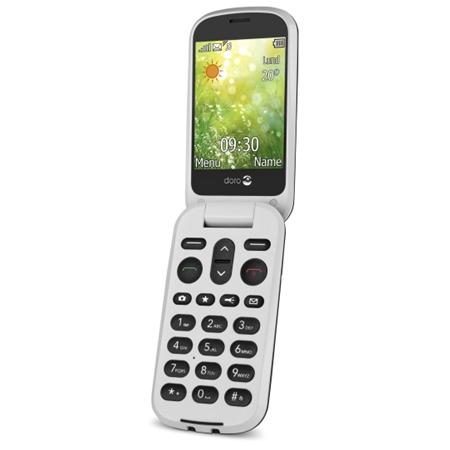 Doro 6050 grijs Senioren telefoon