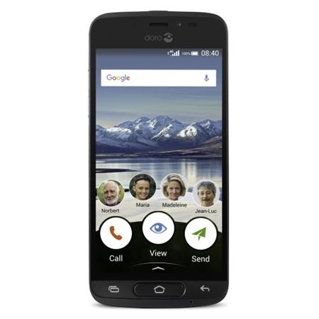 Doro 8040 GR 16GB Senioren telefoon