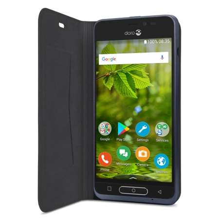 Doro 8035 FLIP Smartphone Hoes