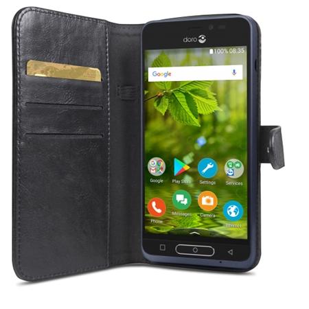 Doro 8035 WALLET Smartphone Hoes