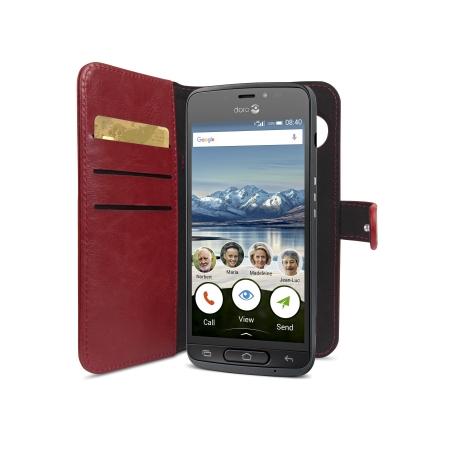 Doro 8040 WALLET Smartphone Hoes