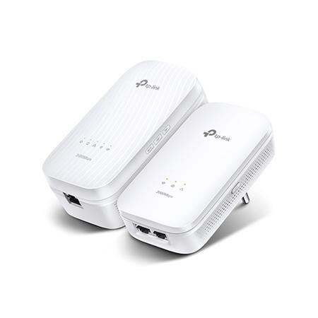 TP-LINK TL-WPA9610 Kit Powerline Wifi 2000 Mbps 2 adapters