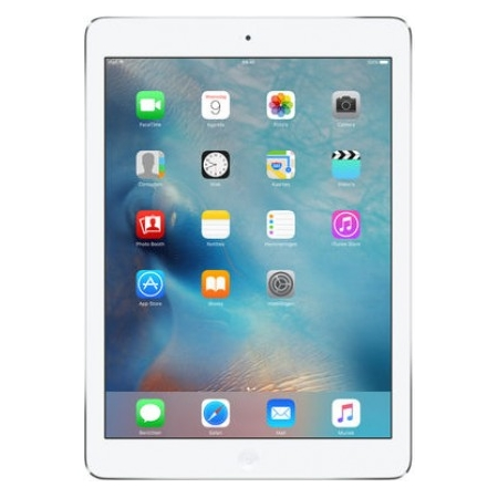 Apple iPad Air 16GB 4G+Wifi Wit/Zilver (Refurbished A)