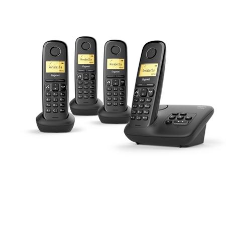 Gigaset A270A Quattro Huistelefoon