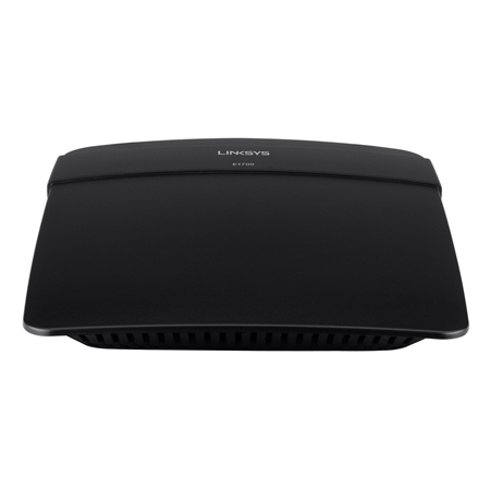 Linksys E1700 router