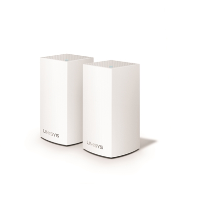 Linksys WHW0102 Velop dual-band Multiroom wifi (2 stations)