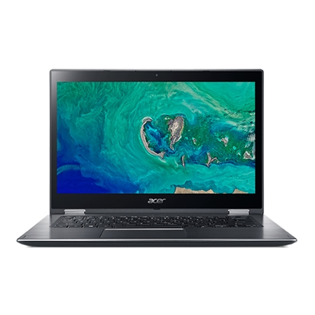 Acer Spin 3 SP314-51-52VU Steel Gray
