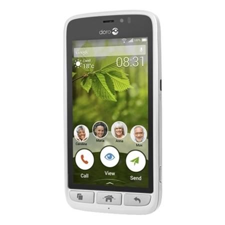 Doro 8031 Seniorentelefoon wit