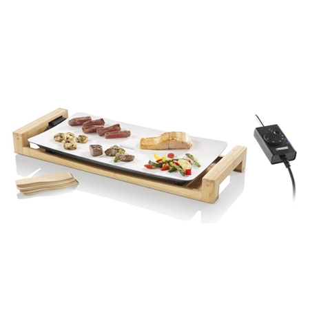 Princess 103030 Table Grill Pure bakplaat wit