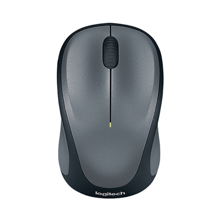 Logitech M235 Wireless Mouse Grijs