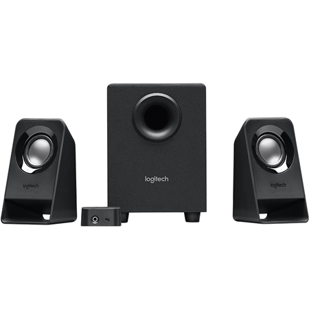 Logitech Z213 Compact 2.1-speakersysteem