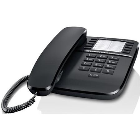 Gigaset DA510 Huistelefoon Zwart