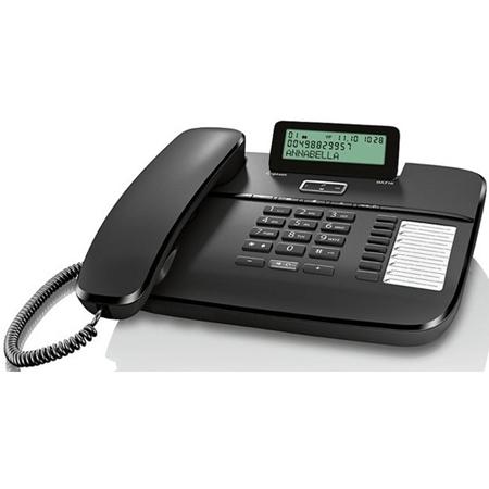 Gigaset DA710 Huistelefoon Zwart