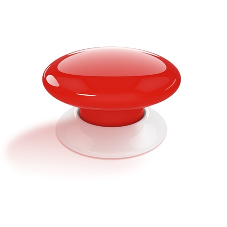 Fibaro The Button rood