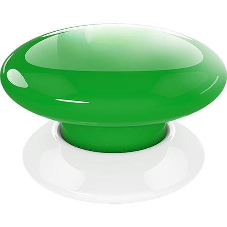Fibaro The Button Groen