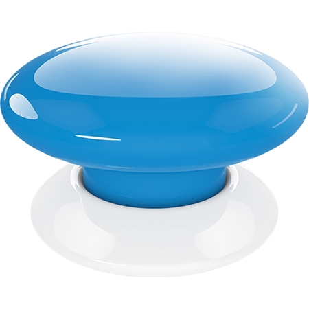 Fibaro The Button Blauw