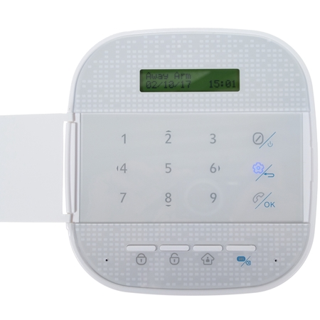 Syren Home GSM-Wifi Alarm Systeem Draadloos Kit wit