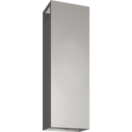 Siemens LZ12285 - verlengschacht afzuigkap aluminium-RVS