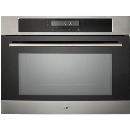 ETNA CM851RVS inbouw combi oven