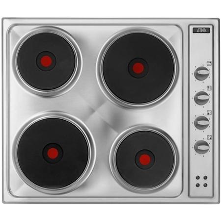 ETNA TEK161RVS Elektrische Kookplaat