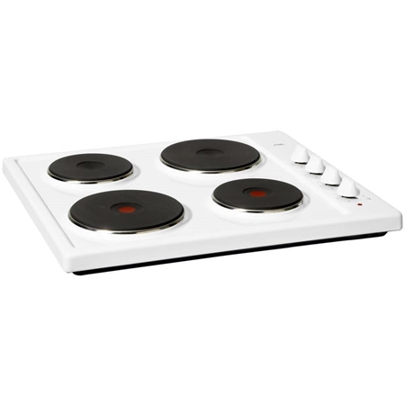 ETNA KEV158WIT Elektrische kookplaat