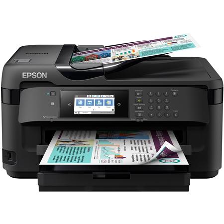 Epson WorkForce WF-7715DWF A3 duplex 4-in-1