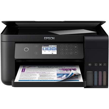 Epson EcoTank ET-3700 Afdrukken zonder inktpatronen