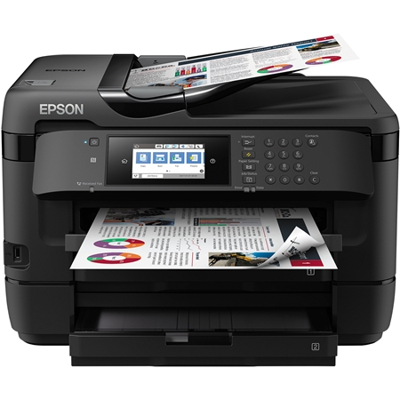 Epson WorkForce WF-7720DTWF Veelzijdige A3 duplex 4-in-1