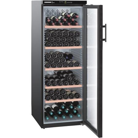 Liebherr WTb 4212-20 Vinothek zwart Wijnkoelkast
