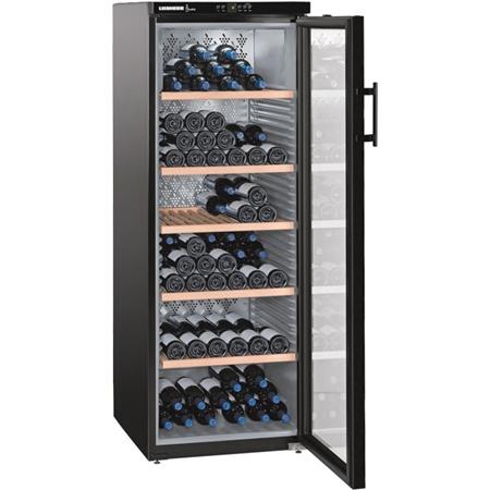 Liebherr WKb 4212-20 Vinothek zwart Wijnkoelkast