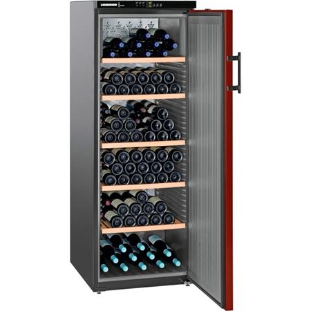 Liebherr WTr 4211-20 Vinothek bordeaux-zwart Wijnkoelkast