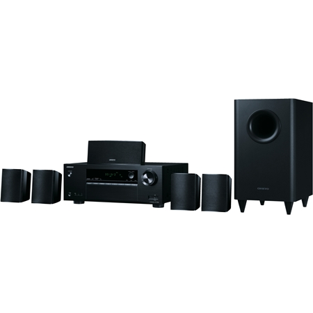 Onkyo HT-S3800 5.1-Channel Home Cinema System