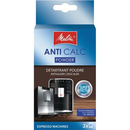 Melitta AntiCalc EspressoMachines (2x40g)