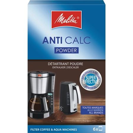 Melitta AntiCalc FilterCafe Machines 6x