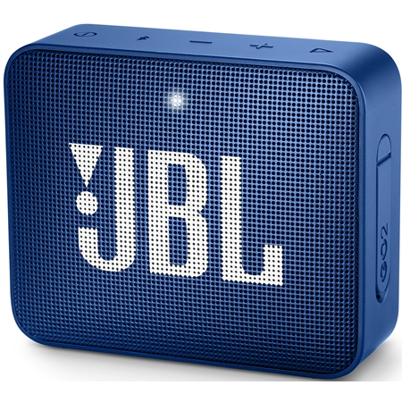 JBL GO 2 Deep Sea Blue Bluetooth Speaker