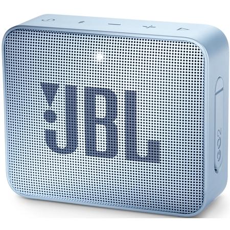 JBL GO 2 Icevube Cyan Bluetooth Speaker