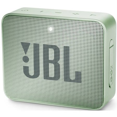 JBL GO 2 Seafoom Mint Bluetooth Speaker