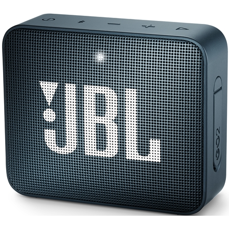 JBL GO 2 Slate Navy Bluetooth Speaker